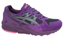 Asics Gel-Kayano Lace Up Purple Synthetic Mens Trainers H6M3N 3320 D3