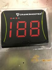 Crankshooter Radar  Personal Sports Radar Detector Baseball Softball Golf Tennis