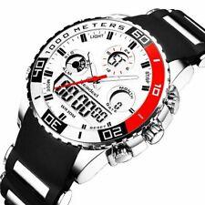 Relojes de lujo de primeras marcas para hombres Reloj de cuarzo con LED...