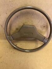 82 83 84 Mazda B2000 Pickup Truck Mini Truck 2 Spoke Steering Wheel Brown