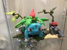 Built Mega Construx Pokemon Ivysaur Play Set Toy Lego Kit Model Figure Type Bloc