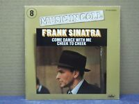 "FRANK SINATRA - COME DANCE WITH ME - 45 GIRI - NM/NM ""1978"""