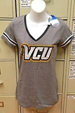 NCAA VCU RAMS WOMENS SHORT SLEEVE SHIRT SIZE SMALL NEW