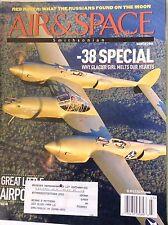 Air & Space Magazine -38 Special Glacier Girl March 2004 082317nonrh2