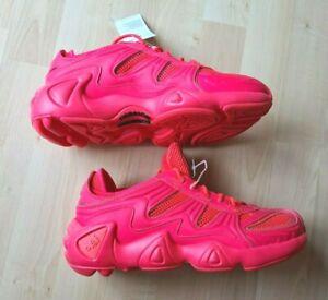 Adidas Originals FYWS-97 Torsion Womens 7.5 Shock Red Lifestyle Sneaker EE5329
