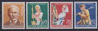 Federal Mi N º 297-300 , Agricultura 1958 ,Perfecto Estado, MNH