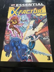 Essential X-Factor TPB - Vol 3