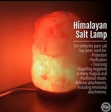 Himalayan Salt Lamp free fast shipping