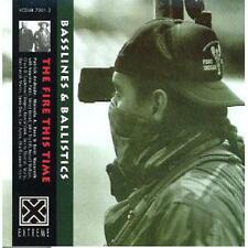 THE FIRE THIS TIME  -  BASSLINES & BALLISTICS  -  SINGLE CD, 1995