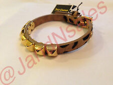 Juicy Couture leopard Skinny Leather Pyramid Bracelet YJRU7130