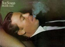 BOZ SCAGGS - MIDDLEMAN (LP CBS FC 36106 1980)