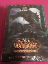 World of Warcraft: CATACLYSM 2010 Behind The Scenes DVD Special Limited Edition