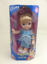 Bedtime Cinderella Doll My First Princess Disney Fisher Price 2002 Sealed