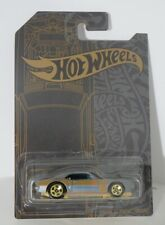 Hot Wheels 1:64 Satin & Chrome - Custom Pontiac Firebird 1967 Brand new
