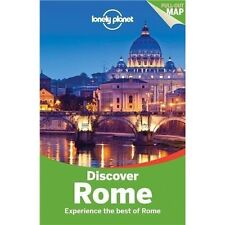 Lonely Planet Discover Rome (Travel Guide) - New Book Garwood, Duncan,Blasi, Abi