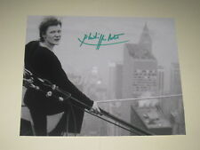 PHILIPPE PETIT Signed 8x10 MAN ON WIRE Photo AUTOGRAPH 1B