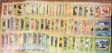 75 GYM CHALLENGE - Complete Set of Common Uncommon & Energy Cards LP/MP
