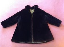 CUSTOM Beautiful Rich Brown BEAVER Swing Coat - Gorgeous!!  (#IB-12)