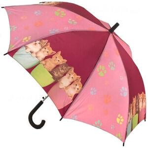 Doppler Kids Cat Umbrella