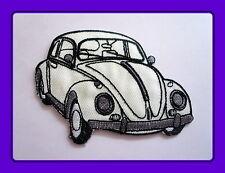 Käfer,1200.1303,Vintage,Aufnäher,Aufbügler,Badge,Bug,1600,Weiß