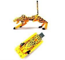 Pendrive Pen Drive USB Clé (Capacidad 64GB) Transformers Tigre Tiger Amarillo