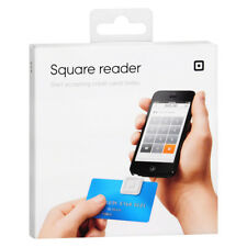 Square Credit Card Magstripe Reader for iPhones, iPad or Andriod - New Sealed