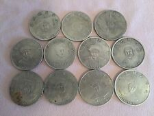Antique Chinese Qing Dynasty Token Set