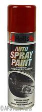 Holts Auto Spray Paint Primer Red Oxide Aerosol 300ml Finish Metal Plastics Wood