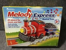 Melody Express Musical Train Learning Resources Toy Train HTF
