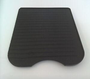Elddis caravan or motorhome kitchen sink black plastic drainer draining board