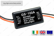 Third Stop Light Lamp Bulb Flash Strobe Module Controller Flashing When Brake On
