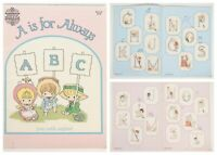 A Is For Always Cross Stitch Patterns Designs Joan Walsh Anglund Vintage Gloria