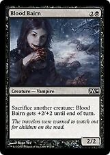 Blood Bairn     x4  EX/NM CHINESE M14  MTG Magic  Black   Common