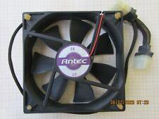 PC Case Fans : 9cm/3pin, Antec: 12cm/2pin 8cm/3pin, 8cm/2pin. Used Free Shipping