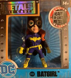"BATGIRL Blue Costume Uniform 2016 Jada Toys DC Metals Die Cast 2"" M382"