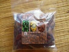 250g (8.5 ounces) ORGANIC Whole Raw Cocoa Cacao Beans from India