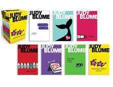 Judy Blume Box Set (pb) Blubber,Are You There God? Deenie,Sally J,Iggie's House+
