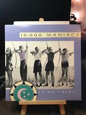 Pre-owned ~ In My Tribe by 10,000 Maniacs (Vinyl, 1987, Elektra Records)