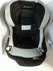 Baby Trend PROtect Elite Convertible Car Seat Cover Cushion Pad #CV88A46A Black