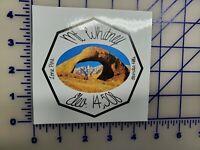 Crazy Horse  Black Hills SD   Vintage 1950/'s Style  Travel Decal  bumper sticker