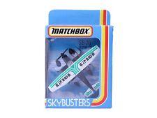 Matchbox Skybusters SB-26 Cessna 210 Float Plane Flugzeug OVP - 0746