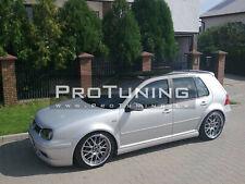 For VW Golf IV MK4 Full bodykit GTI 25th bumper spoiler sideskirt