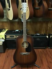 Martin D-15M Burst Dreadnought Acoustic Guitar 15 Series New!