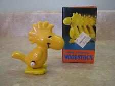 PEANUTS Aviva 1965 Walker/Hopping WOODSTOCK Snoopy WIND-UP VTG NIB Charlie Brown