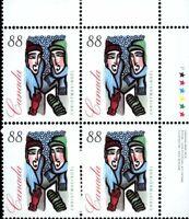 Canada Stamp PB#1535 - Outdoor Carolling (1994) 88¢