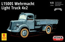 Attack 1/72 L1500S WEHRMACHT clair CAMION 4X2 #72903