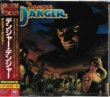 DANGER DANGER S/T CD+3 - JAPAN 2019  BRAND NEW/FACTORY SEALED - TED POLEY