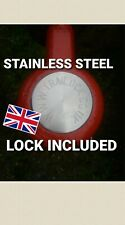 Sankey Expedition nato army trailer lock anti theft ring hitch land rover 75mm