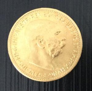Goldmünze Österreich 20 Kronen 1915