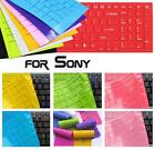 Silicone Keyboard Skin Cover for SONY VAIO CB F2 E Series 15.5